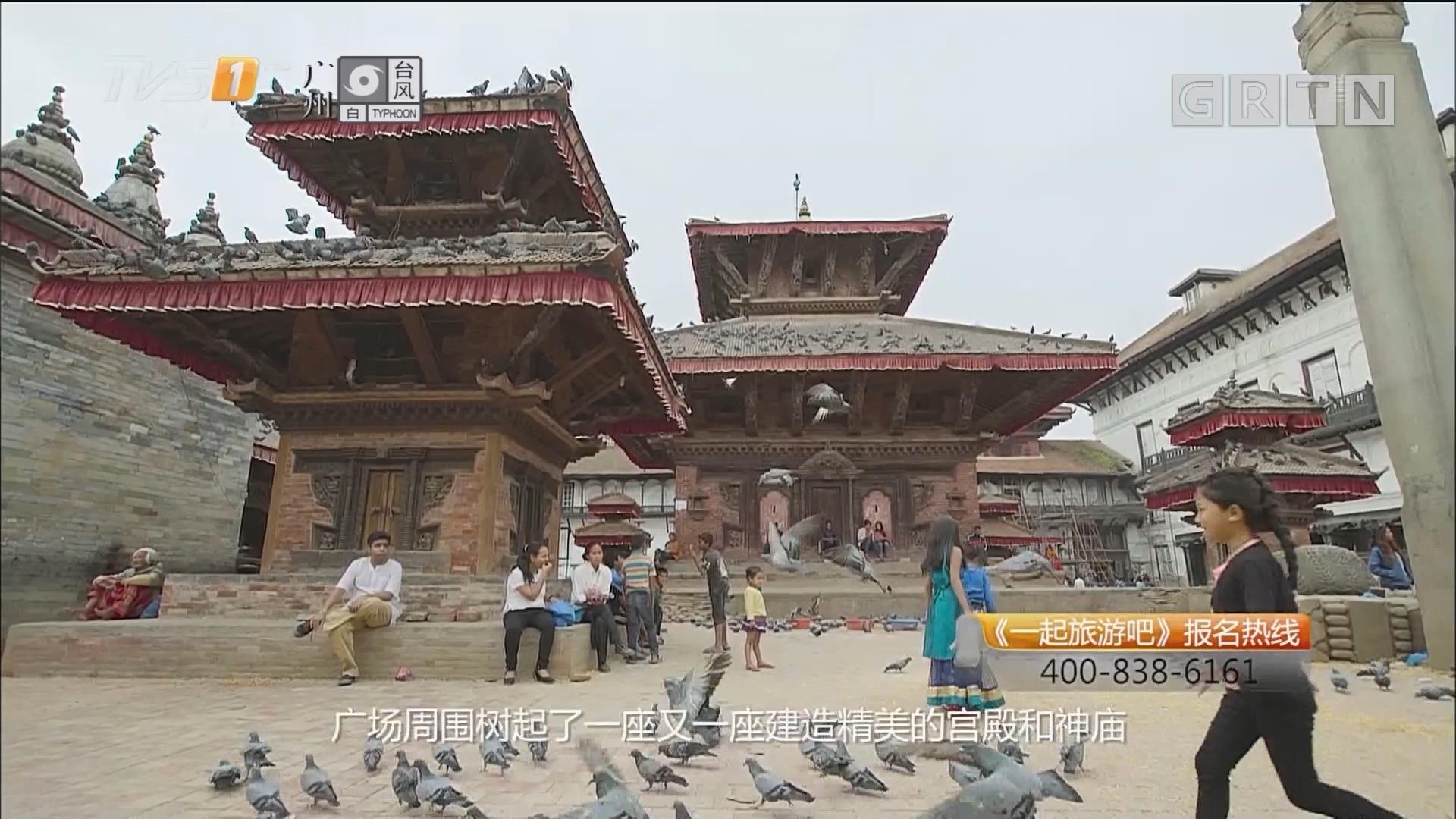 尼泊尔——杜巴广场