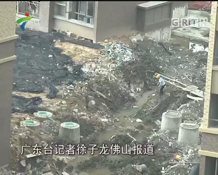 佛山:垃圾做绿化回填土?住建局:如违规将严肃处理