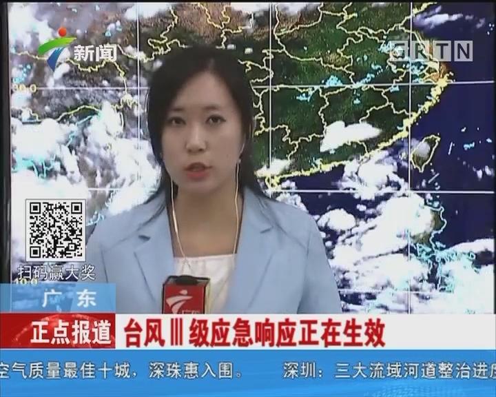 广东:台风Ⅲ级应急响应正在生效