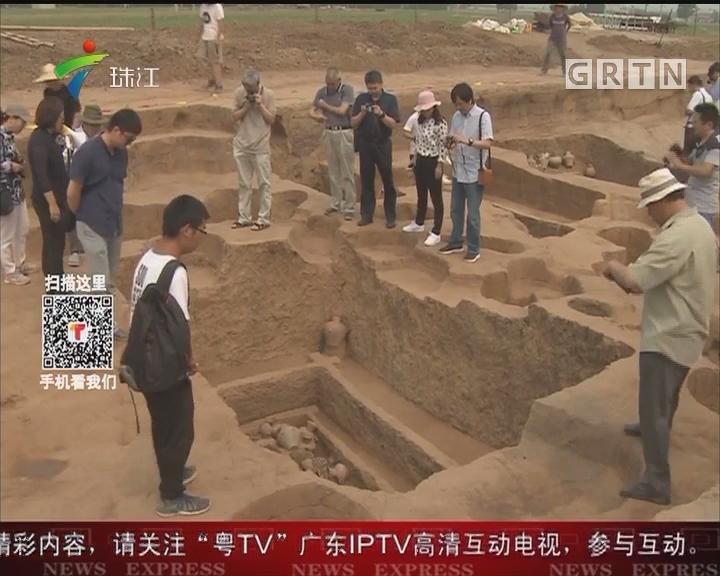 """济南发现5千年前""""山东大汉"""""""