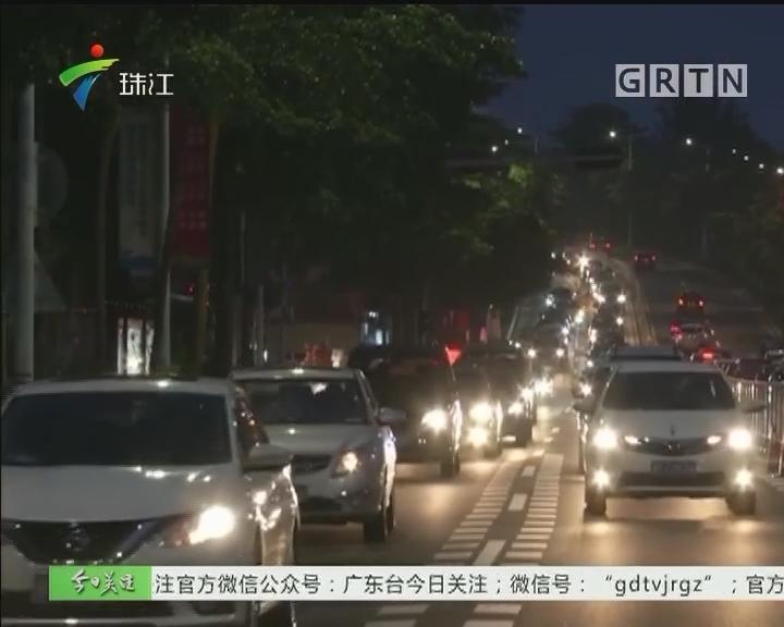 """4G传送—深圳:七万车辆""""挤爆""""大鹏 双向严重拥堵"""