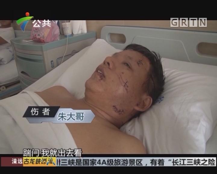 东莞:丢垃圾引发口角 男子伤人被刑拘