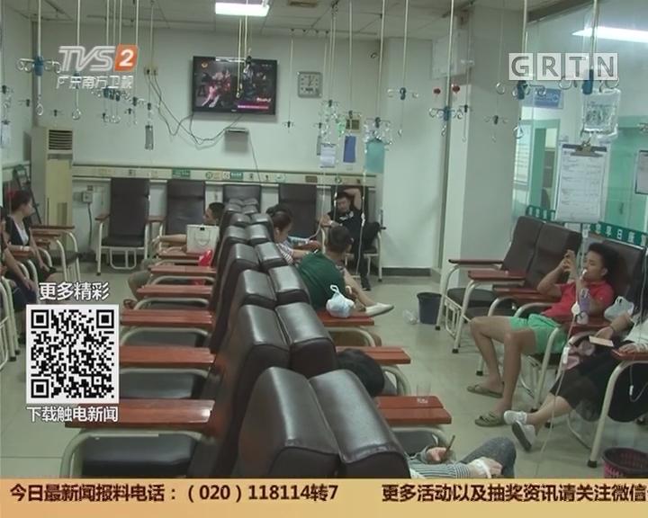 流感季节要当心:广东上月丙类传染病发病超九万例