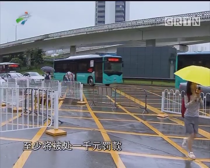 """深圳:""""黄方格""""违停最高罚两千"""