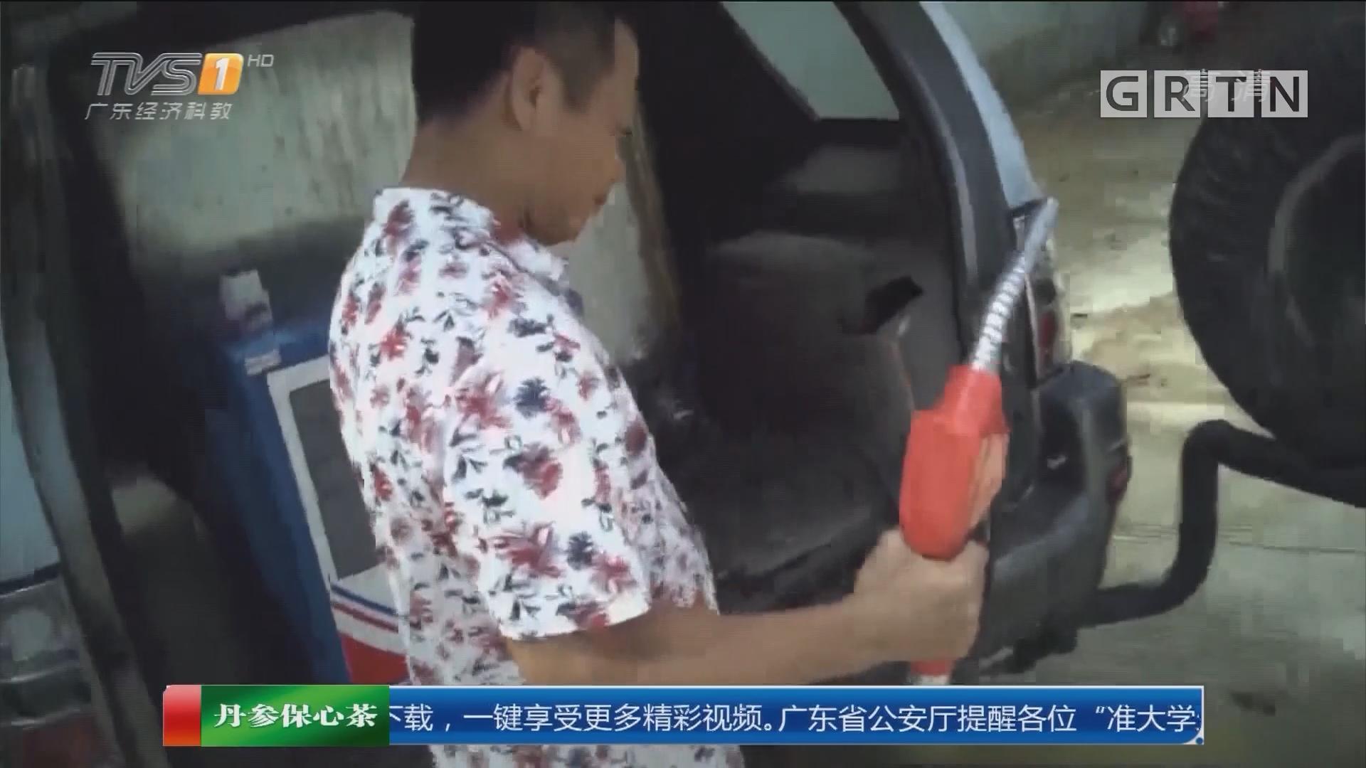 """一线独家调查:东莞黑加油车 废品站变""""加油站"""" 港车成""""供油商"""""""