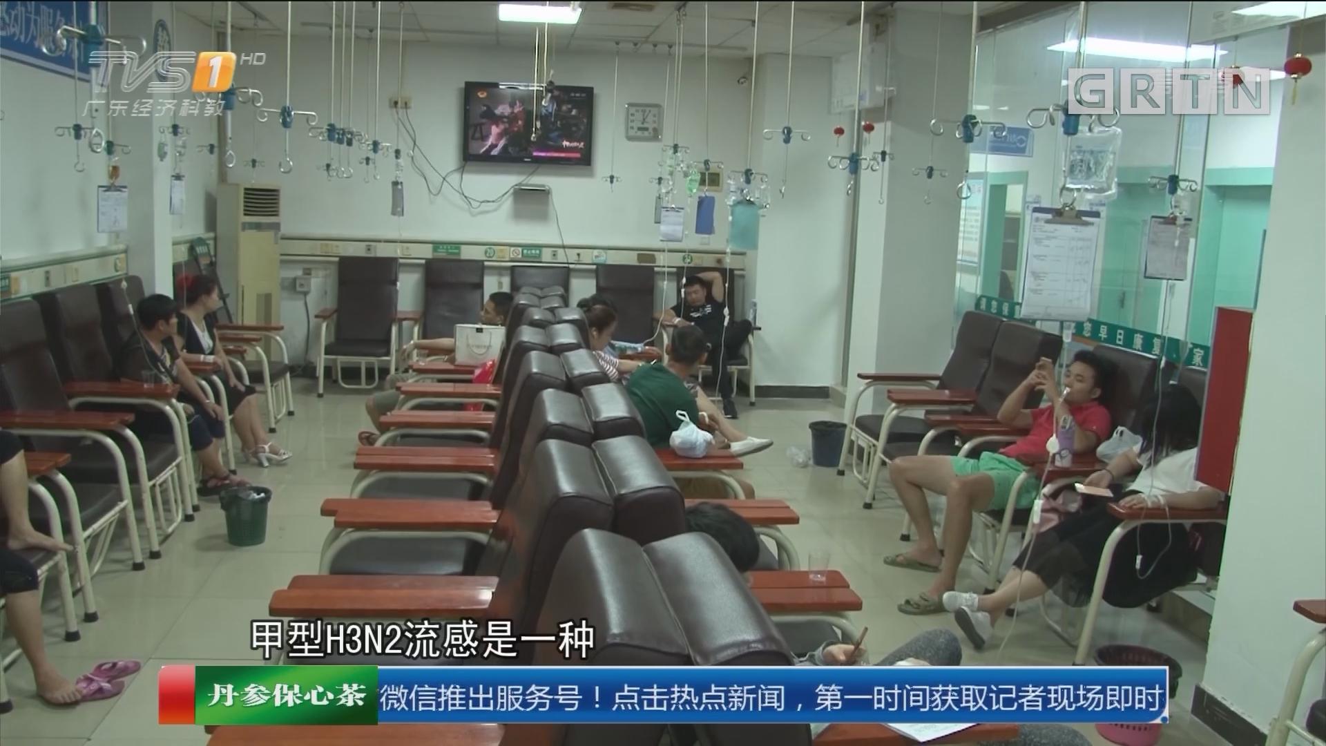 流感季要当心:全省6月丙类传染病发病90189例