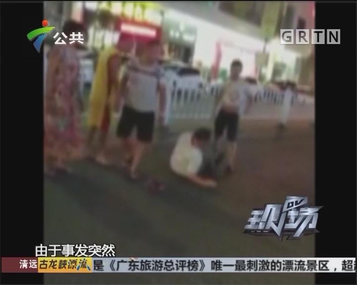 东莞:公交司机路上遇袭 警方迅速介入调查