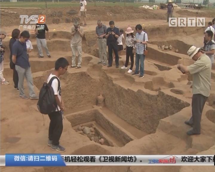 """考古:济南发现5千年前""""山东大汉"""""""