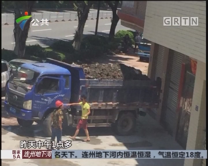 街坊求助:建房包工头欠债 新屋频繁被骚扰