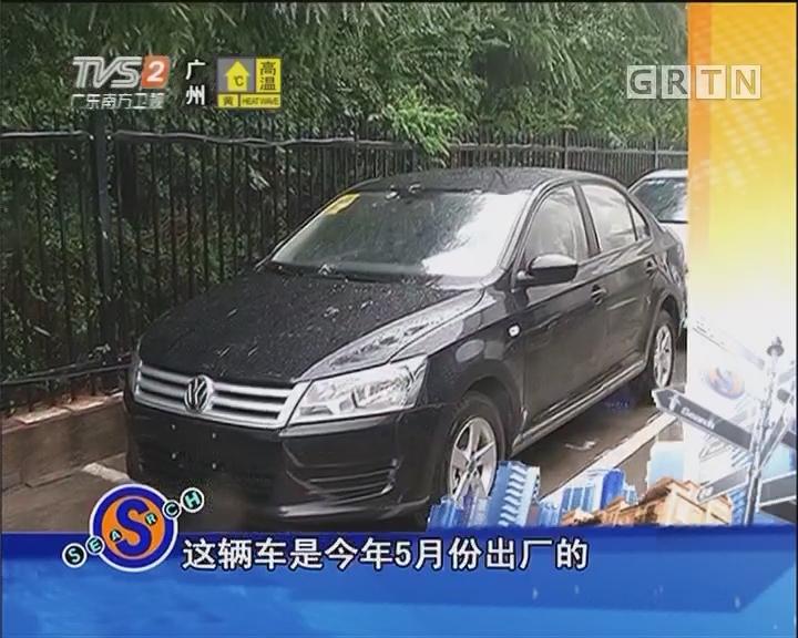 新车打不着 4S店只修不退
