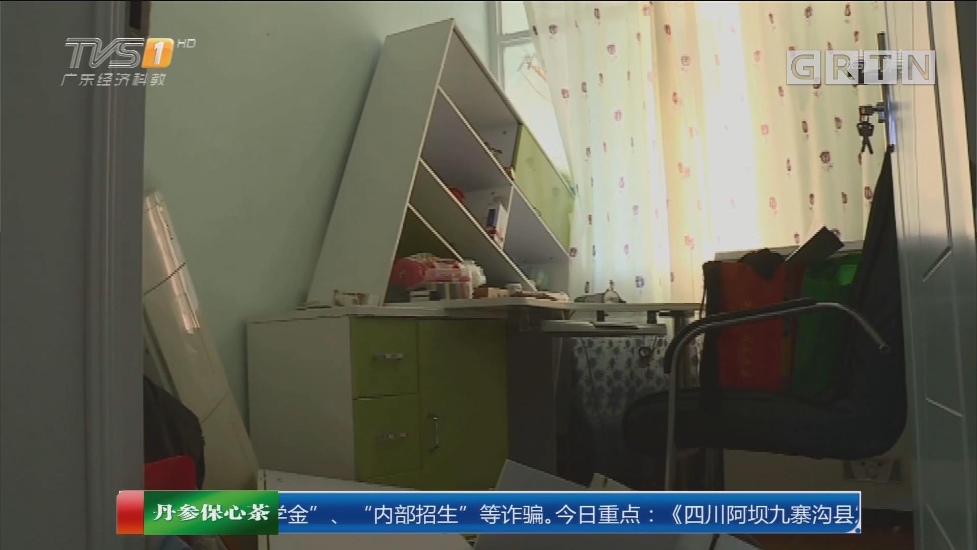 新疆:精河县发生6.6级地震 致32人受伤