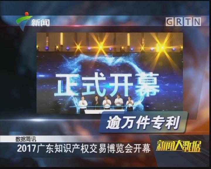 2017广东知识产权交易博览会开幕