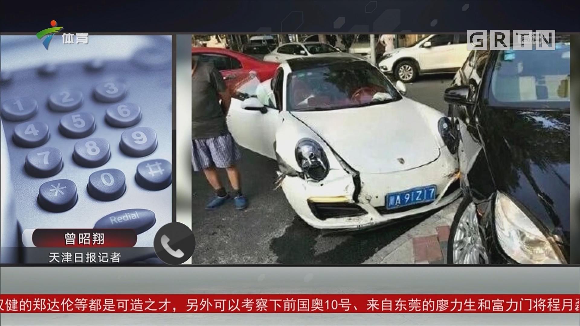 连线天津日报记者了解中超天津权健21岁小将张修维醉酒事件