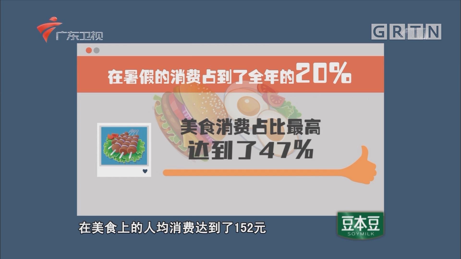 学生暑假消费趋势大数据报告