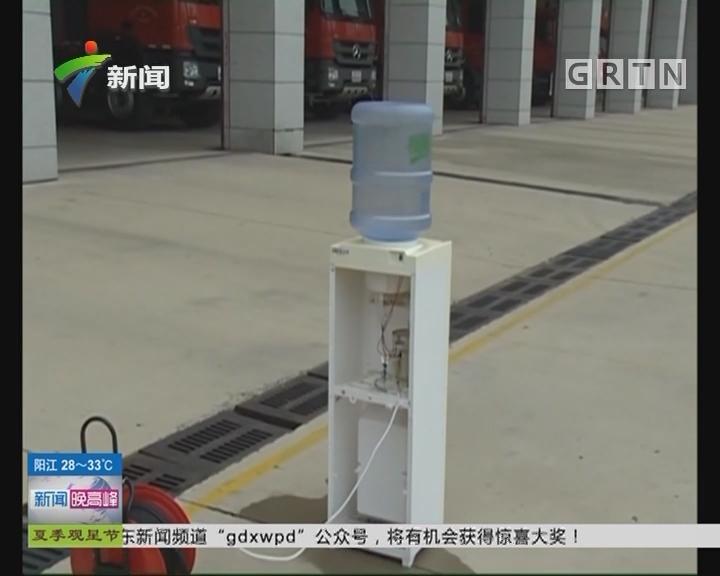 高峰实验:饮水机使用不当 易引发火灾