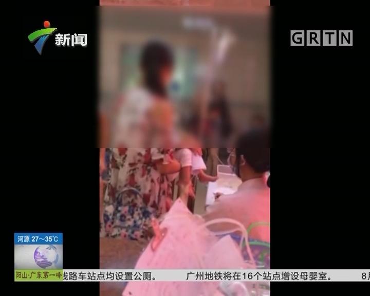 肇庆:护士以德报怨 专心工作反为动粗者求情