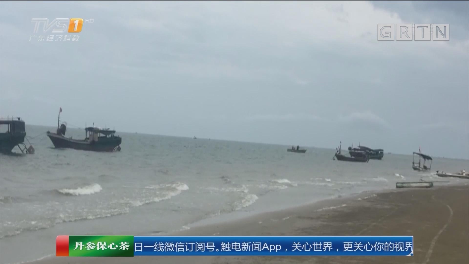 一线独家调查:渔船随意出海作业 渔政只驱不抓?