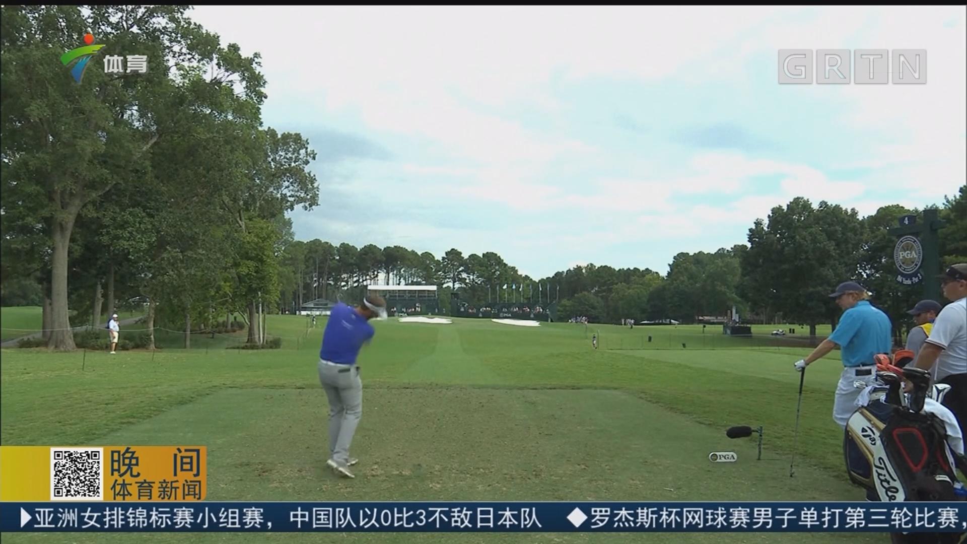 PGA锦标赛出现一杆进洞奇迹