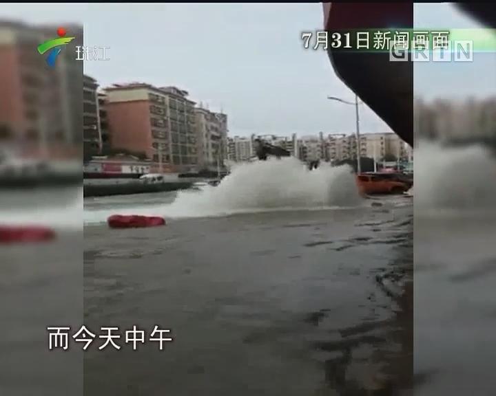 追踪:顺德大良、北滘已基本恢复供水