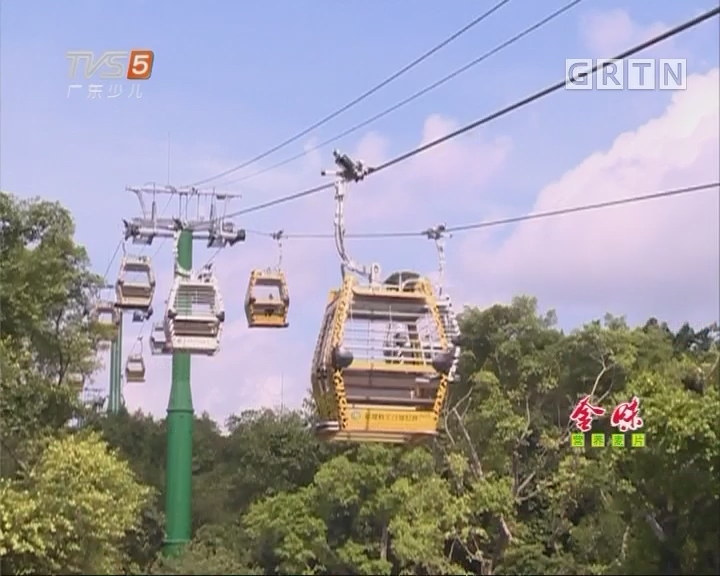 [2017-08-16]南方小记者:长隆野生动物世界20周年空中缆车全线免费