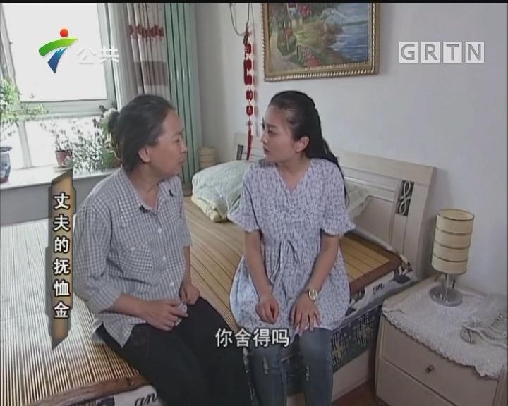 [2017-08-01]非常故事汇:丈夫的抚恤金
