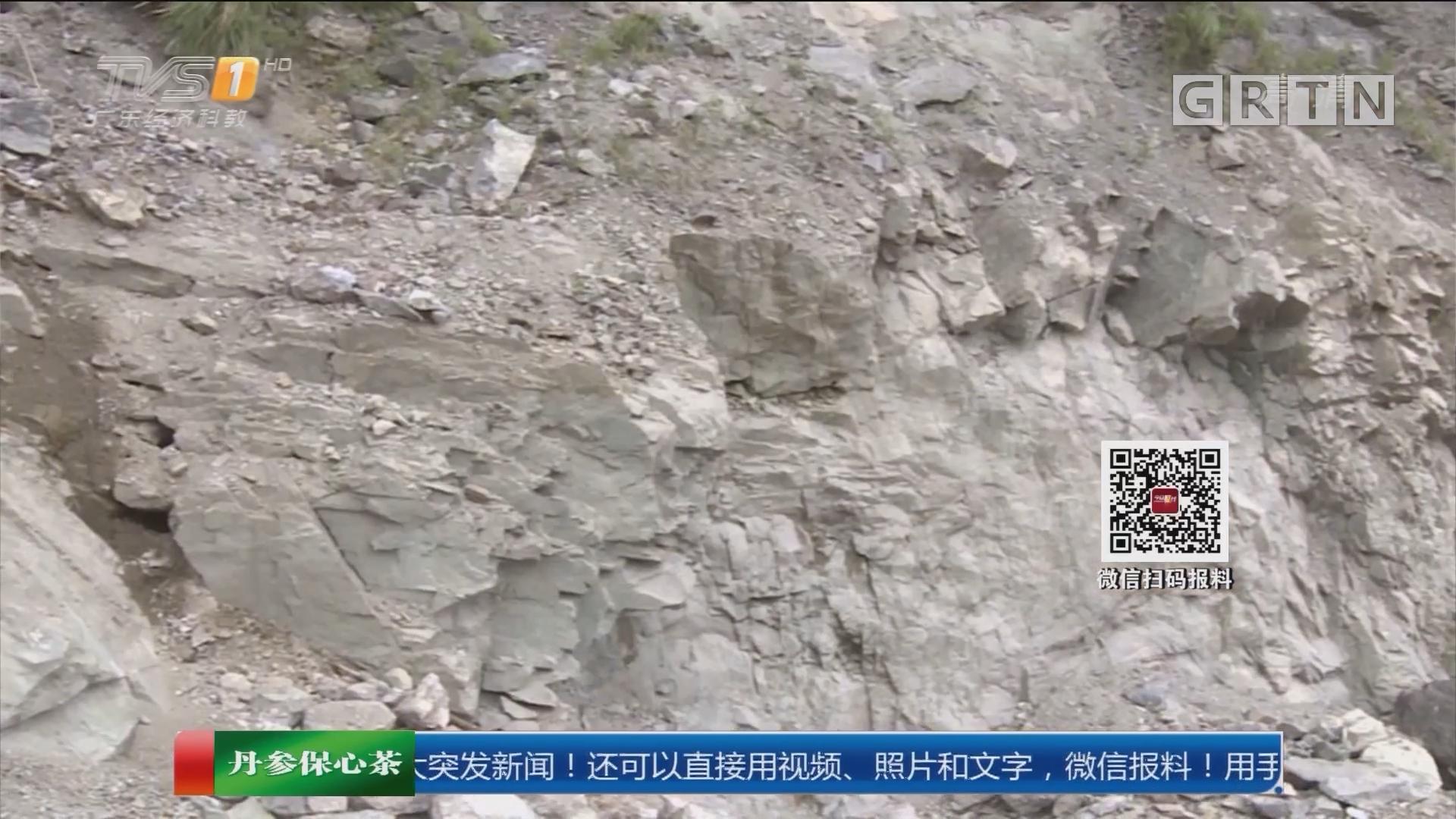 河源龙川非法取石事件追踪:节目播出后 多部门重拳打击整治