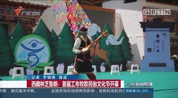 西藏林芝鲁朗:首届工布牧歌民俗文化节开幕