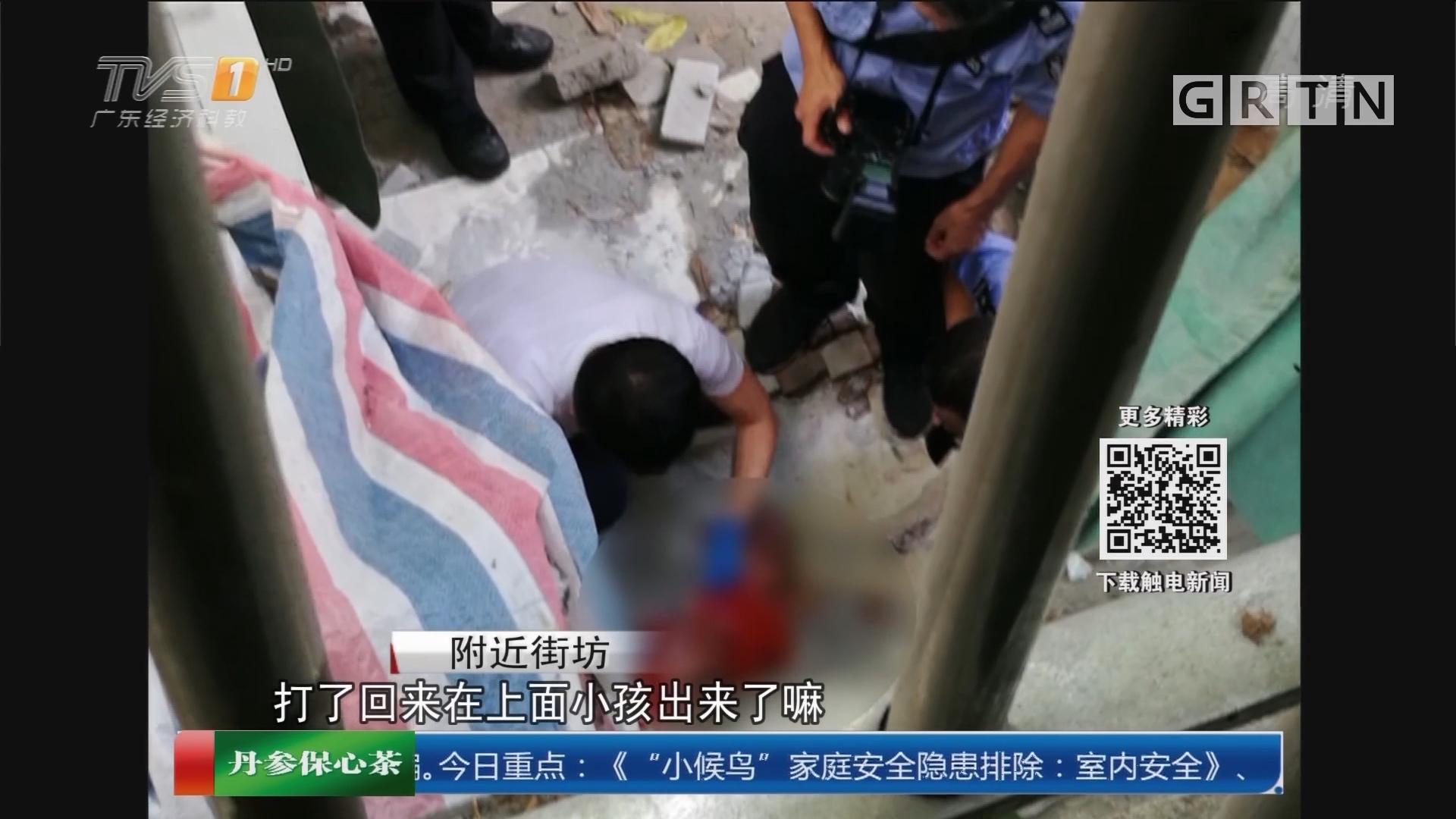 法律常识提示:从五楼扔下女婴?涉事女子被刑拘