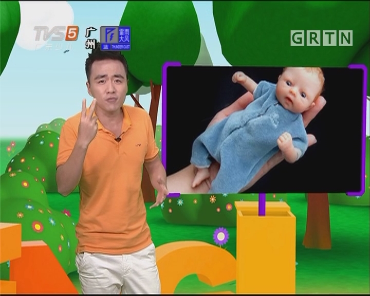 [2017-08-31]小桂英语:袖珍婴儿
