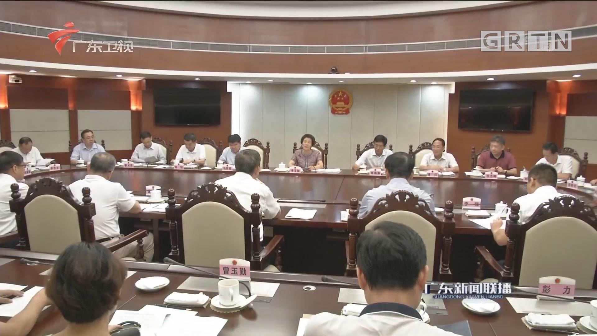 广东天津共同探索和推动科技创新立法工作