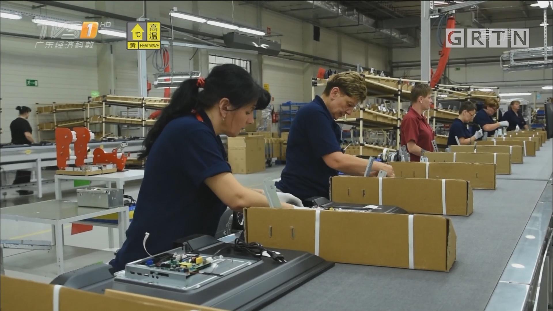 《丝路行万里》之一:TCL波兰工厂开启欧洲的中国制造