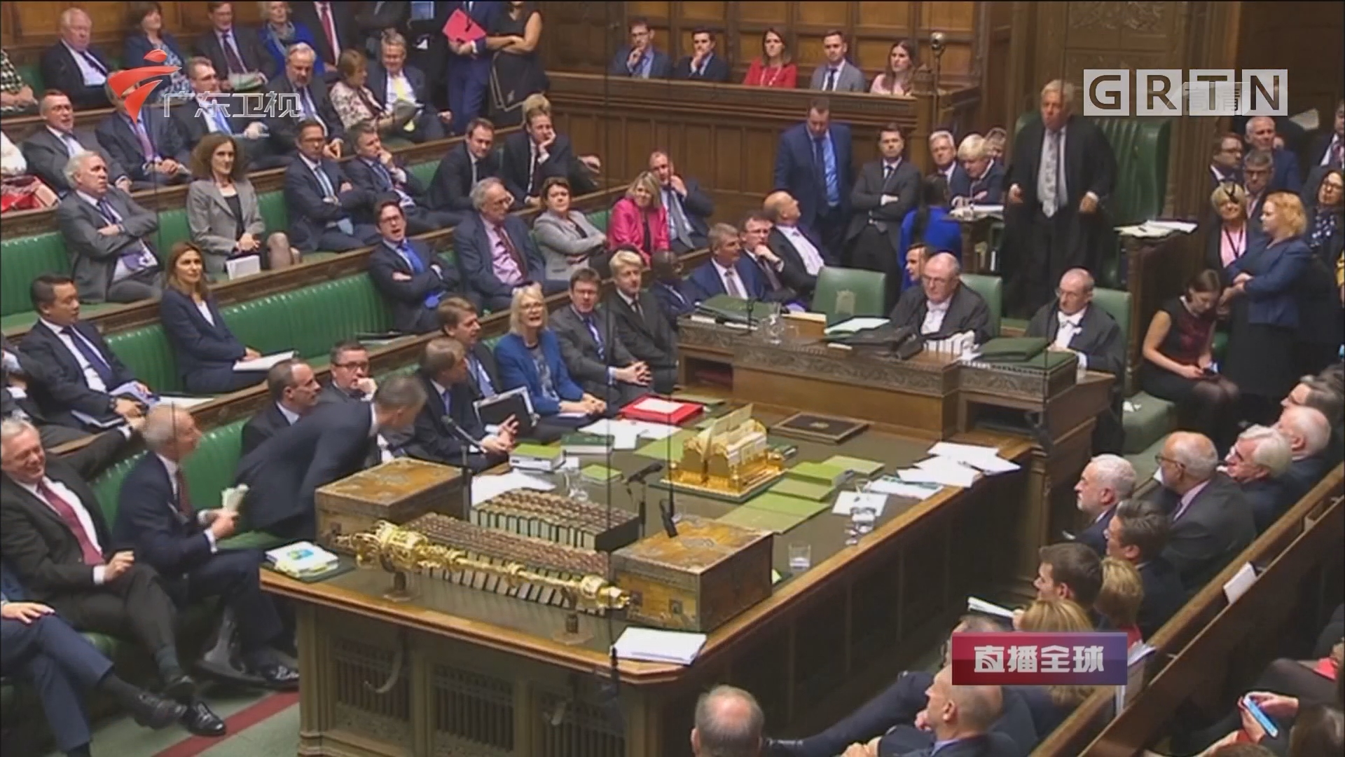 """英国""""脱欧"""" 跌宕起伏:英国""""脱欧""""关键议案获议会下院通过"""