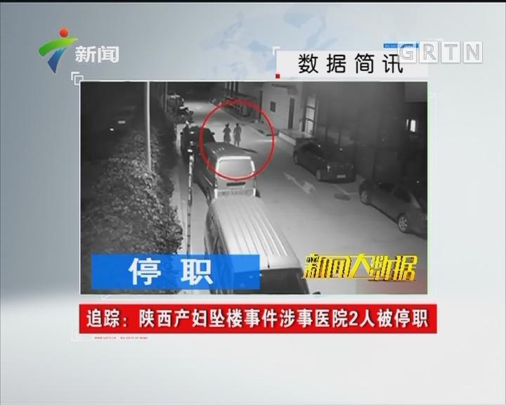 追踪:陕西产妇坠楼事件涉事医院2人被停职