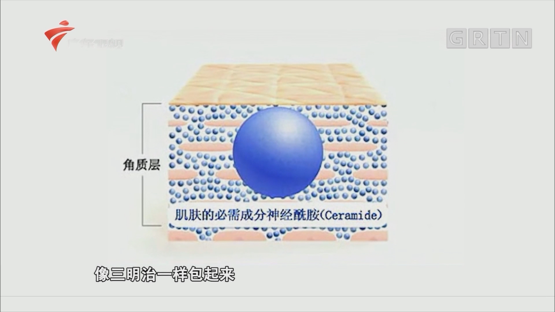 高效锁水保湿物质—神经酰胺