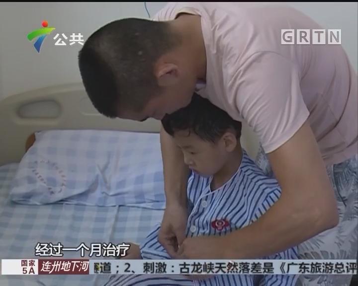 """男童反复脑膜炎四年 竟是耳内有""""漏口"""""""