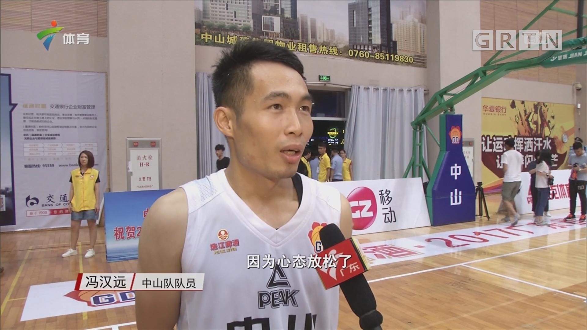 省男篮联赛:有惊无险 深圳晋级总决赛