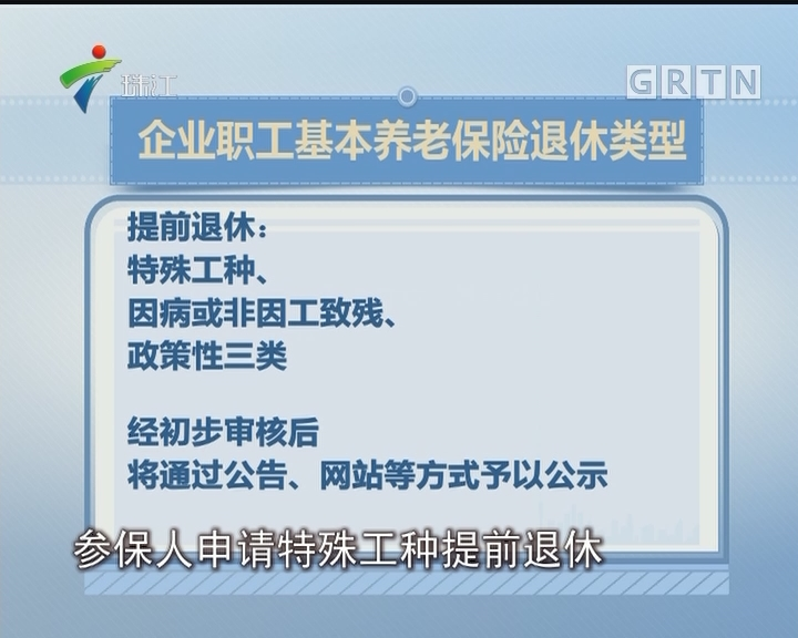 广东公布正常退休年龄:男60 女分两种情况