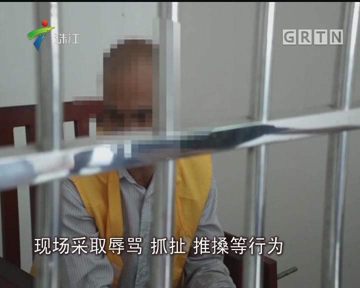阳江:摩托司机逃避查车撞伤交警被刑拘