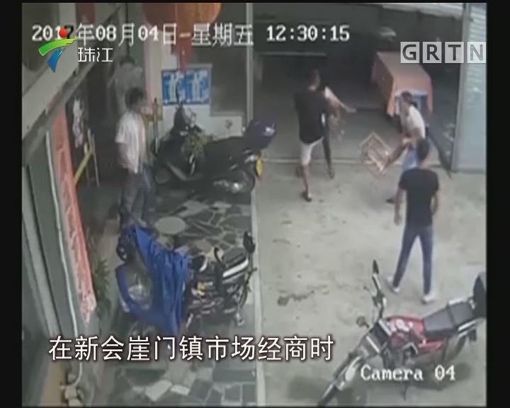 江门:两团伙酒楼斗殴 11人被刑拘