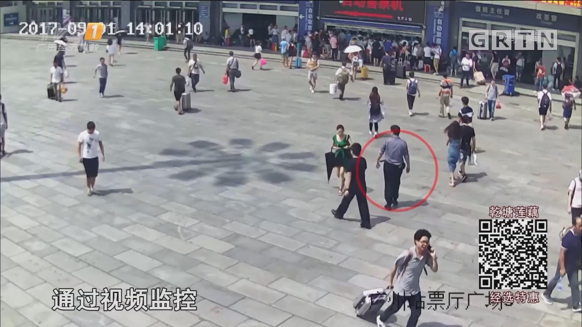 广州:男子收好处费30元插队取票被拘5天