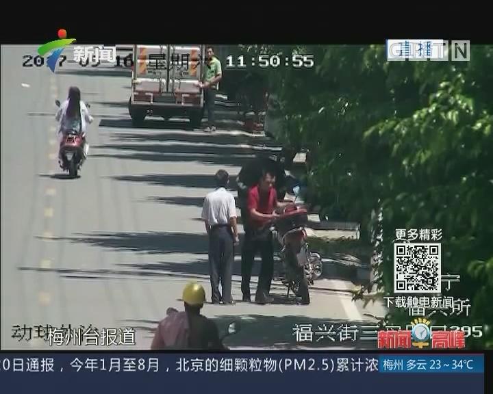 """兴宁:大水牛""""发疯""""连撞5人被击毙"""