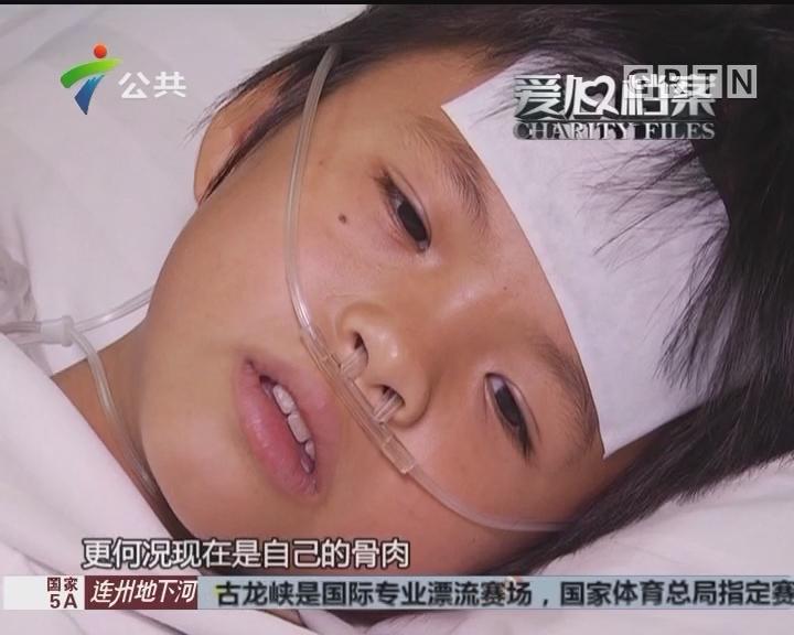 9岁女童为救爱狗 掉进石灰池严重烧伤