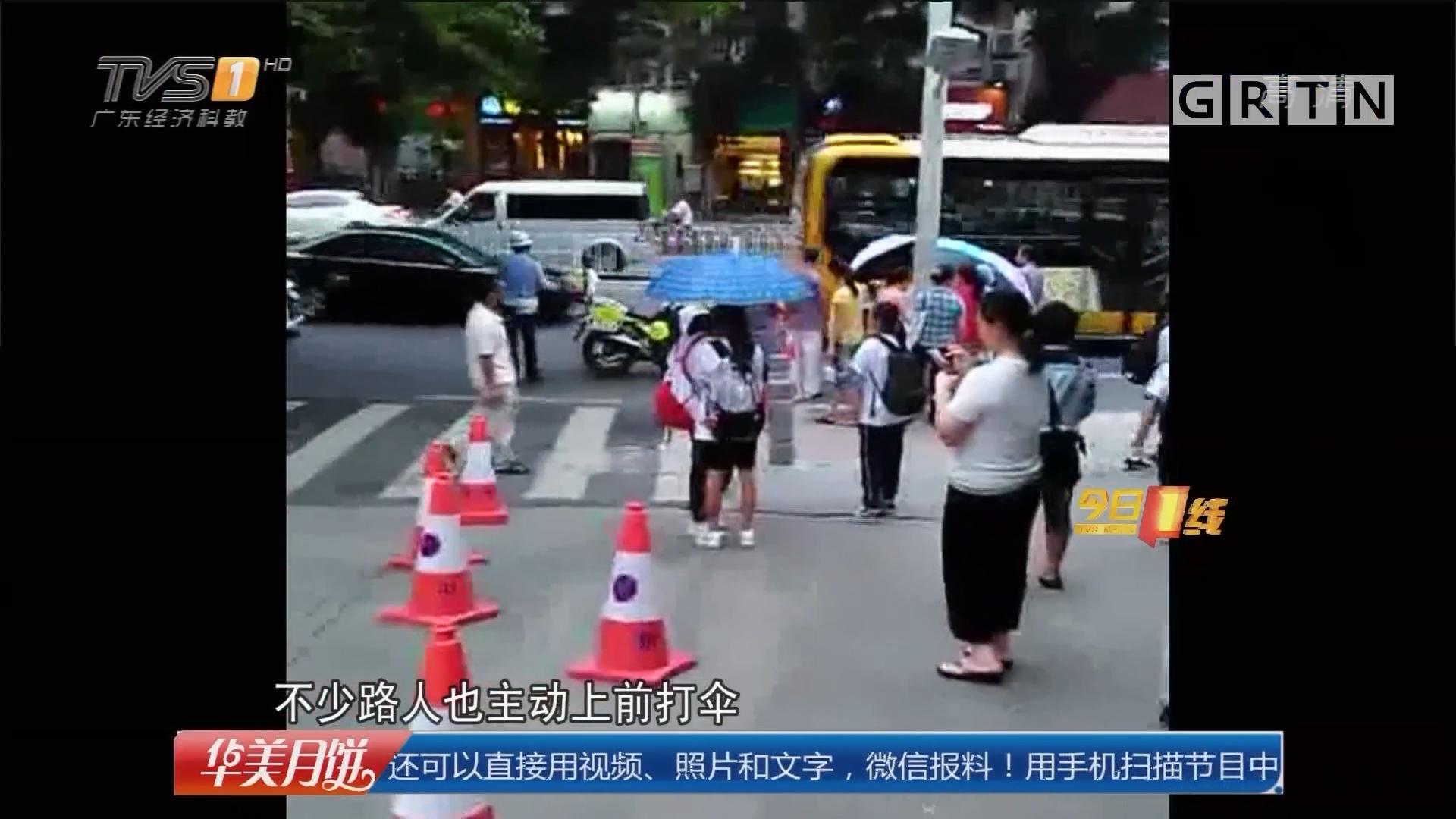 """系列专栏""""温度"""":广州 准妈妈紧急生产 街坊筑""""人墙产房"""""""