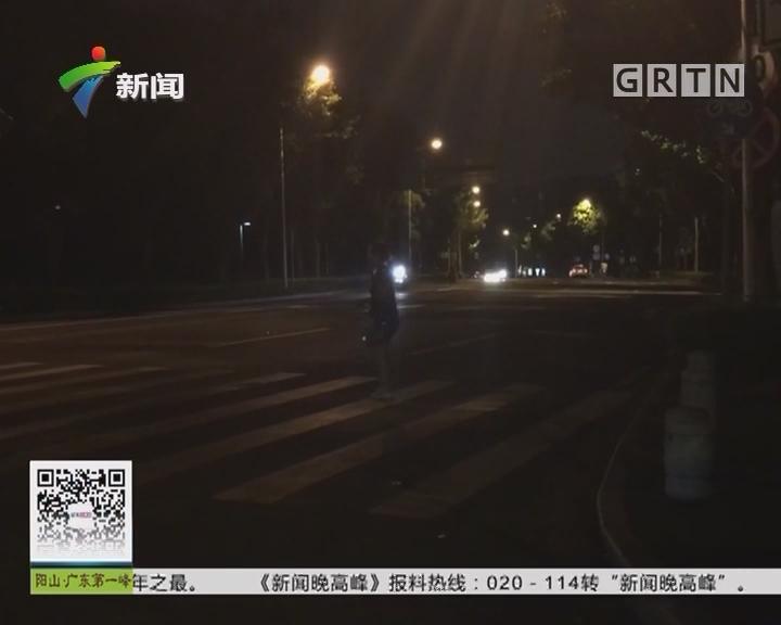 广州:大学城内环路禁止跑步