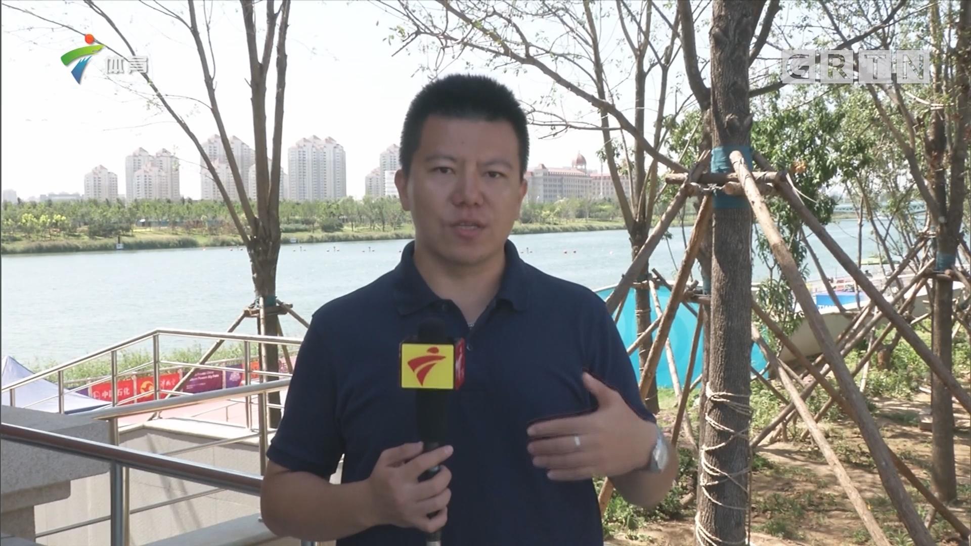 全运:老将付出颇多 广东体育记者感触良深