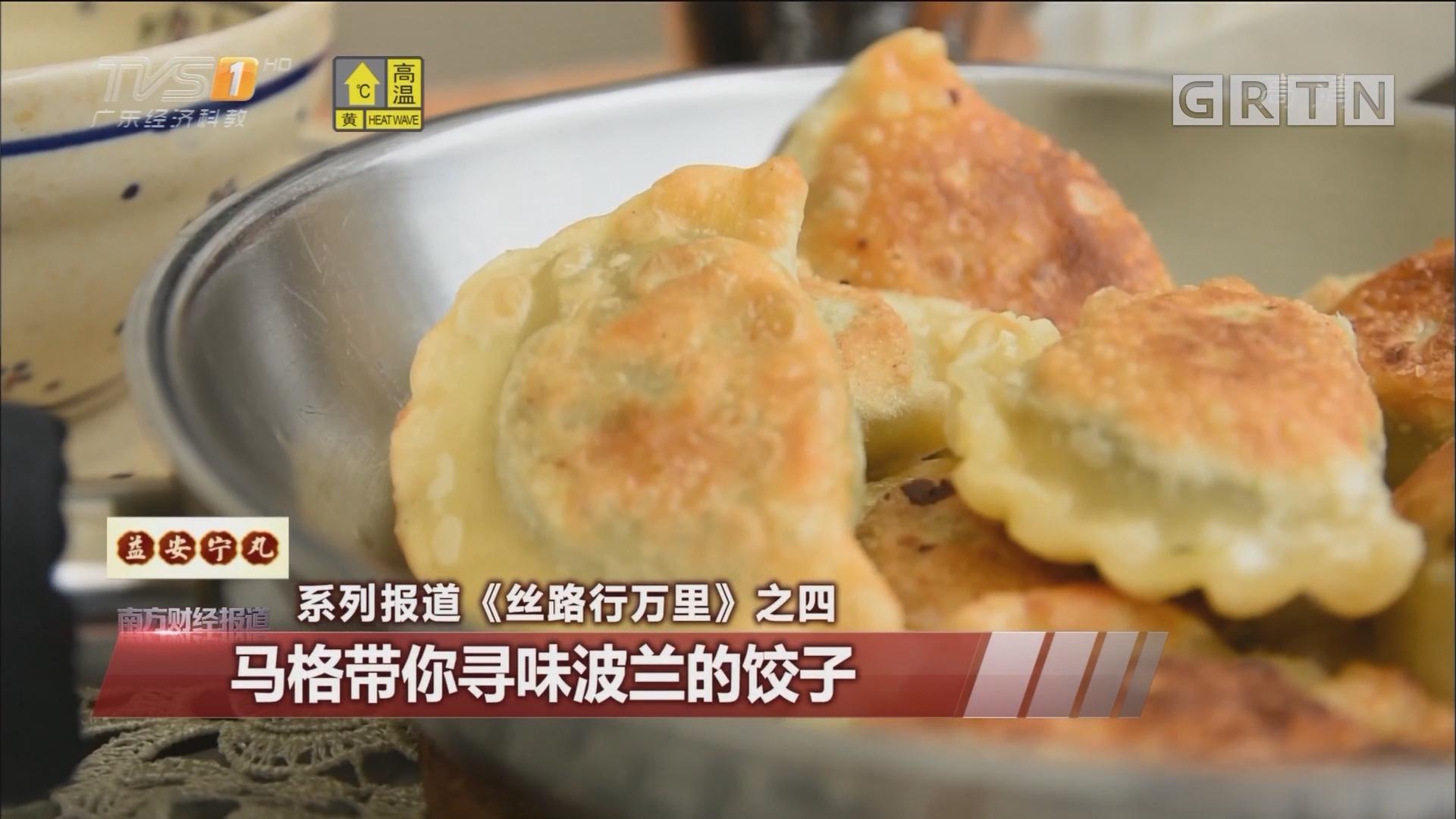 系列报道《丝路行万里》之四:马格带你寻味波兰的饺子