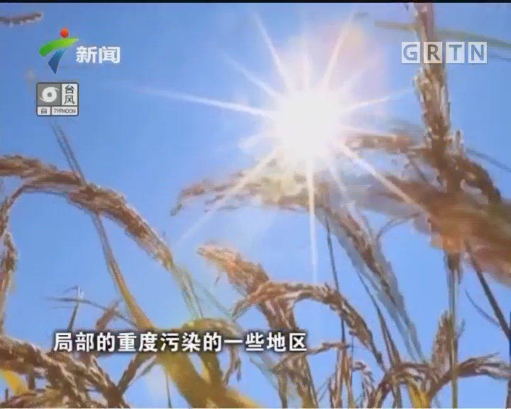 [2017-09-03]权威访谈:遏制土壤污染刻不容缓