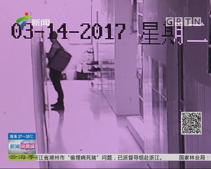 警情实录:两名可疑男子在出租屋门外开锁