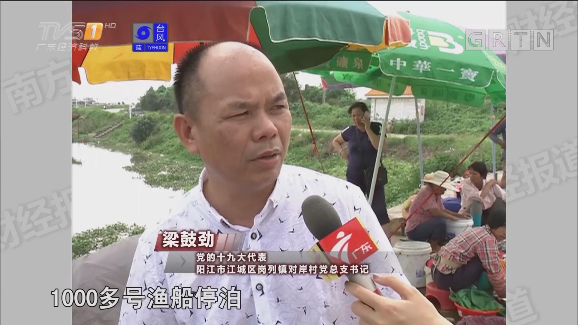 """党的十九大代表风采 梁鼓劲:让""""问题村""""变成文明村"""