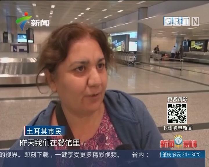 美国暂停发放新签证